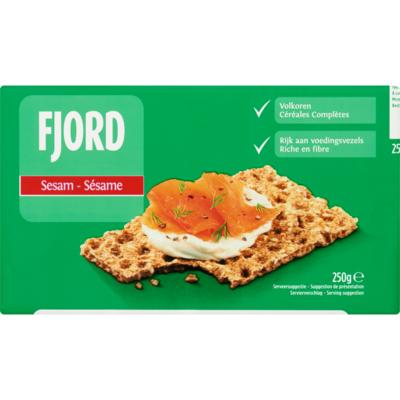 Fjord Knäckebröd sesam
