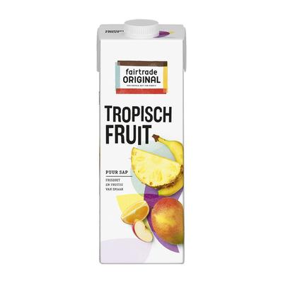 Fairtrade Original Tropisch sap