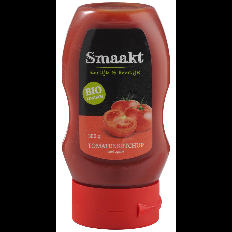 Smaakt Ketchup knijpfles