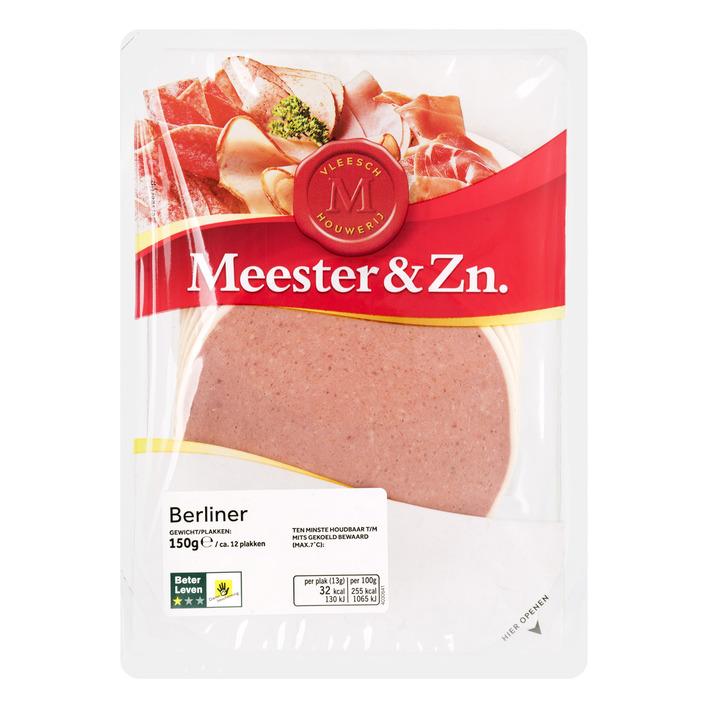 Meester&Zn Berliner