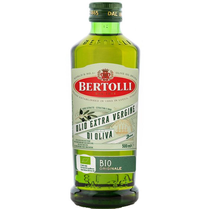Bertolli Olijfolie extra vergine bio