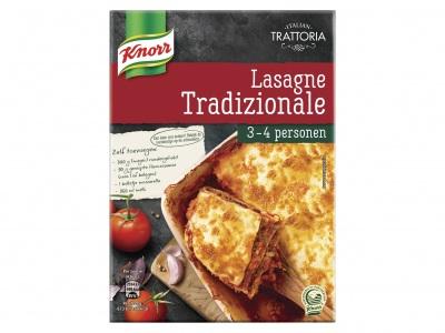 Knorr Ovengerecht lasagne tradizional