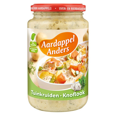 Continental Foods Aardappel anders kruiden/ knoflook