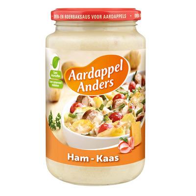 Aardappel Anders Ham-kaas