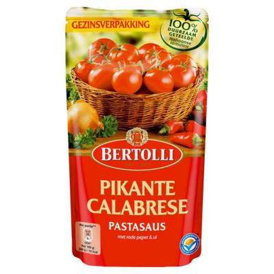 Bertolli Pastasaus piccante familiezak