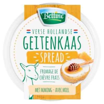 Bettine Geitenkaas spread honing