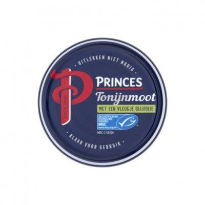 Princes Tonijnmoot in olijfolie zonder uitlekken