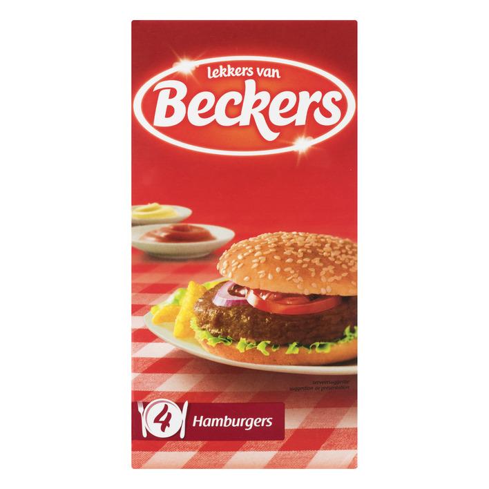 Beckers Hamburgers