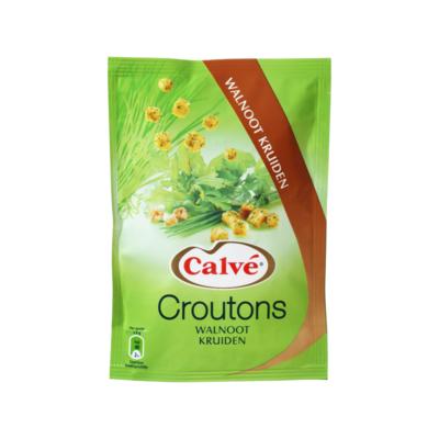 Calvé Croutons Mix Walnoot Kruiden