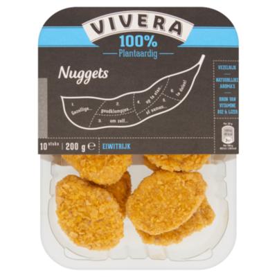 Vivera Vegan nuggets