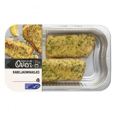 Huismerk Ovenschotel kabeljauw botermarinade