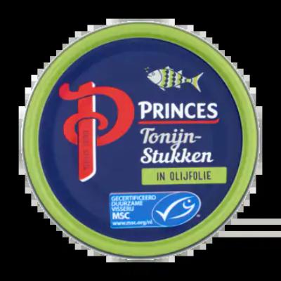 Princes Tonijnstukken in Olijfolie MSC