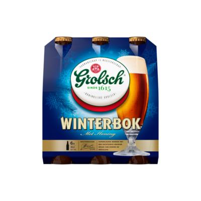 Grolsch Winterbok Fles