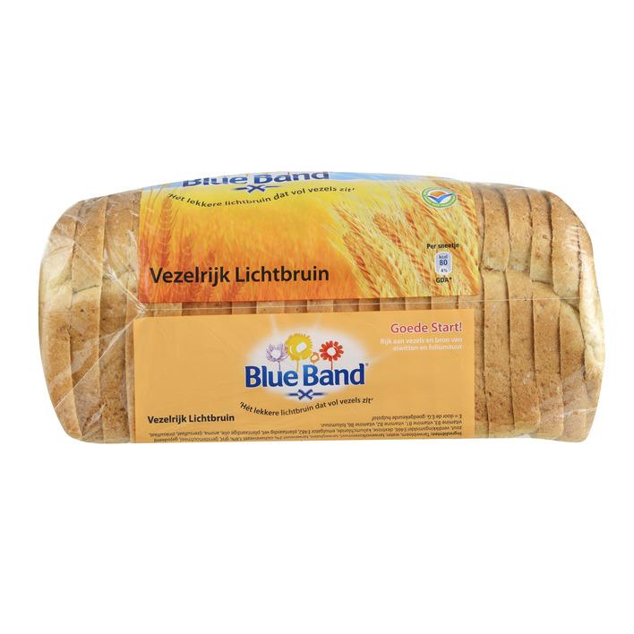 Blue Band Goede start vezelrijk lichtbruin heel