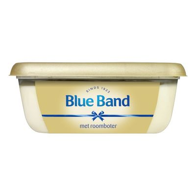 Blue Band Met roomboter kuip