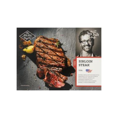 The Meat Lovers Sirloin Steak USA (Diepvries)