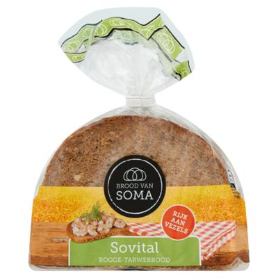 Soma Sovital roggebrood
