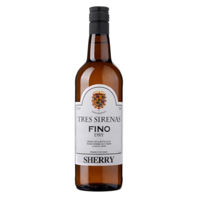 Tres Sirenas Fino Dry Sherry
