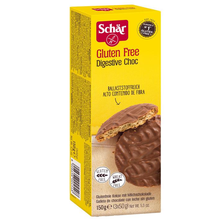 Schär Digestive choc glutenvrij