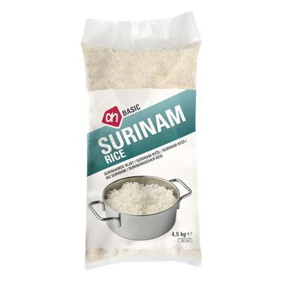 Budget Huismerk Surinaamse rijst lange korrel