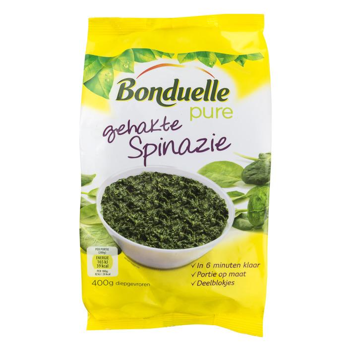 Bonduelle Gehakte spinazie