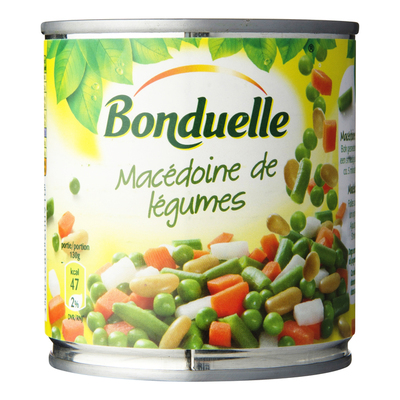 Bonduelle Macédoine de légumes