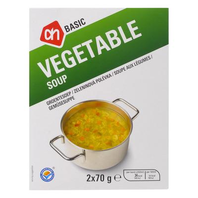Budget Huismerk Vegetable soup