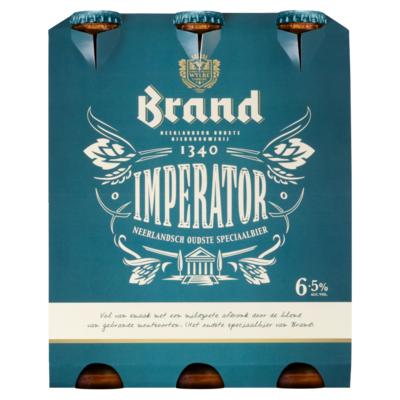 Brand Imperator 6 x 30cl