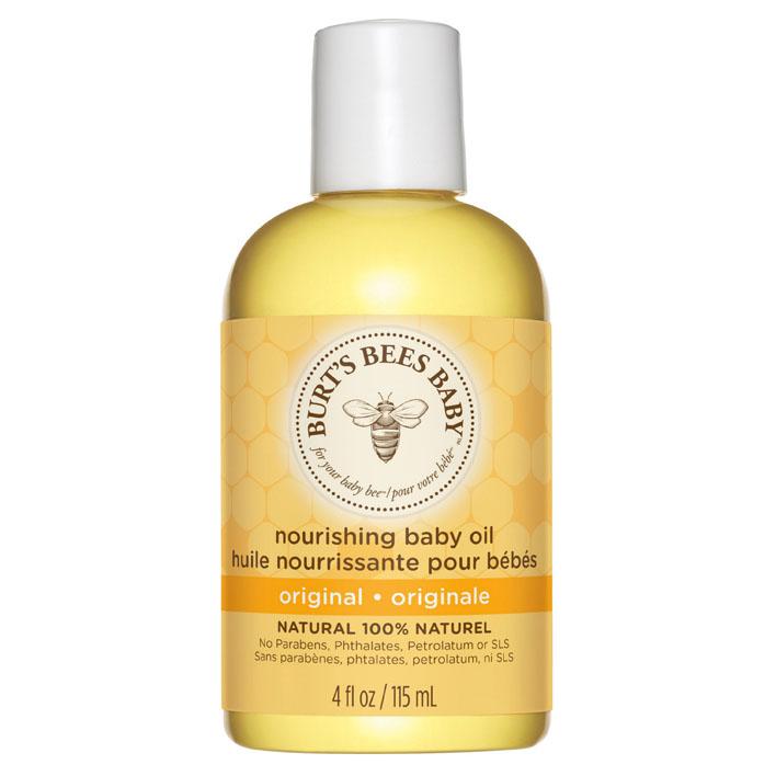 Burt's Bees Baby nourishing oil