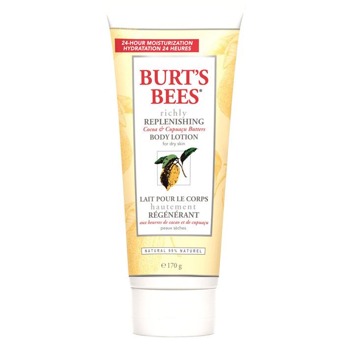 Burt's Bees Bodylotion cocoa & cupuaçu butter