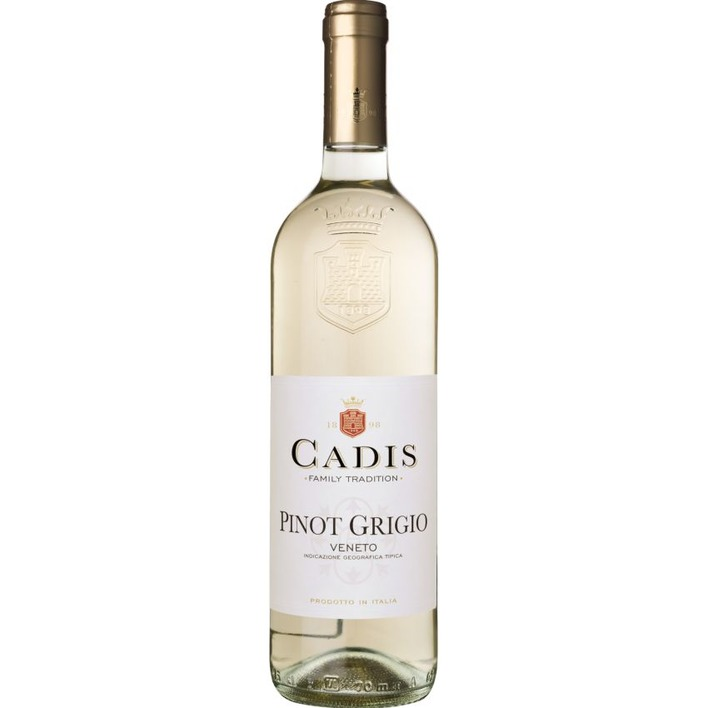 Cadis Pinot grigio