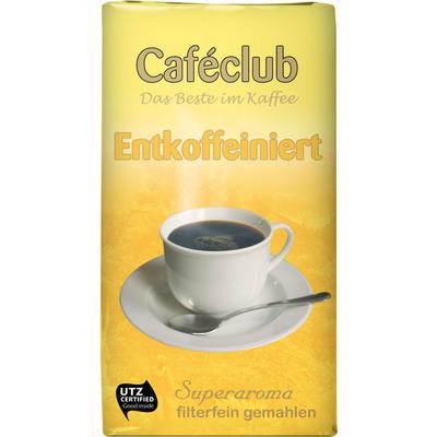 Caféclub Superaroma entkoffeiniert