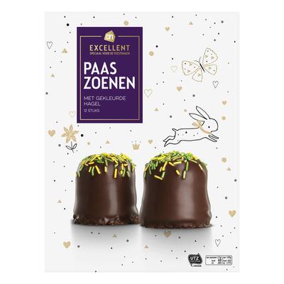 Huismerk Choco paaszoenen