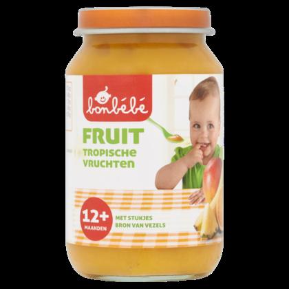 Huismerk 12+ Tropische vruchten