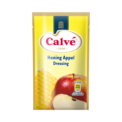Calvé Dressing Honing Appel