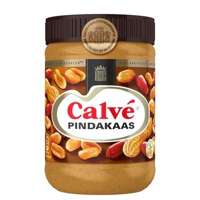 Calvé Pindakaas pot